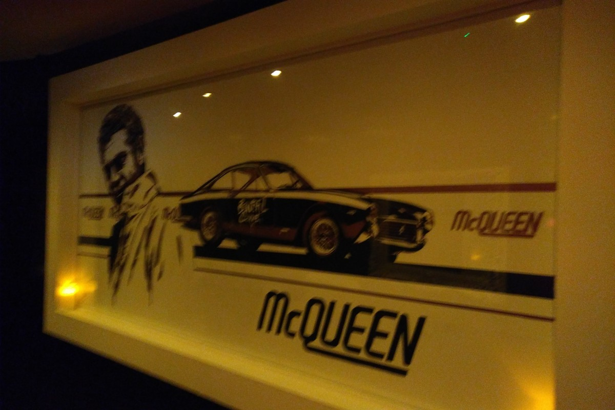 Review - McQueen, Shoreditch